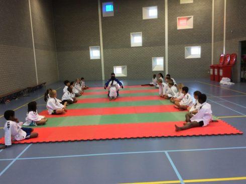 Kennismakingslessen Judo