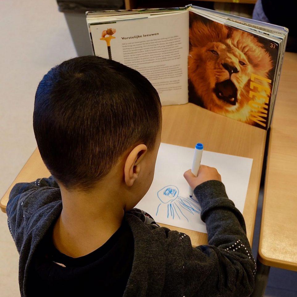 Onderzoekend leren op Basisschool De Zuiderzee